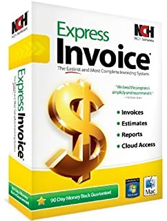 Xml Invoice Excel Amazoncom Invoices And Estimates Pro  Software Invoice Credit Terms Word with Goodwill Receipt For Taxes Pdf Express Invoice Professional Invoicing Software Pcmac Invoice Reciept Excel