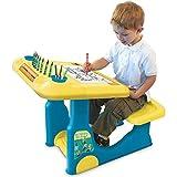 Minions Sit & Play Creative Art Desk by Illumination Entertainment