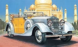 1:24 Scale Rolls Royce Phantom Ii Model Kit by Italeri from Italeri