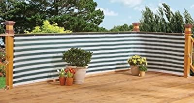 Deck & Fence Privacy Netting Screen, Model: , Home & Outdoor Store