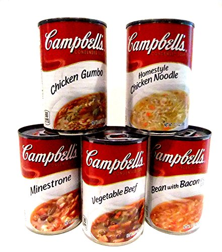 campbell soup spoons for sale only 3 left at 75. Black Bedroom Furniture Sets. Home Design Ideas
