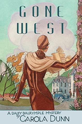 book cover of Gone West