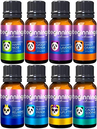 ArtNaturals Baby & Mama Essential Oils Set -  - Premium Begg