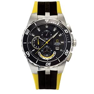National Geographic NG712GKSY Hombres Relojes