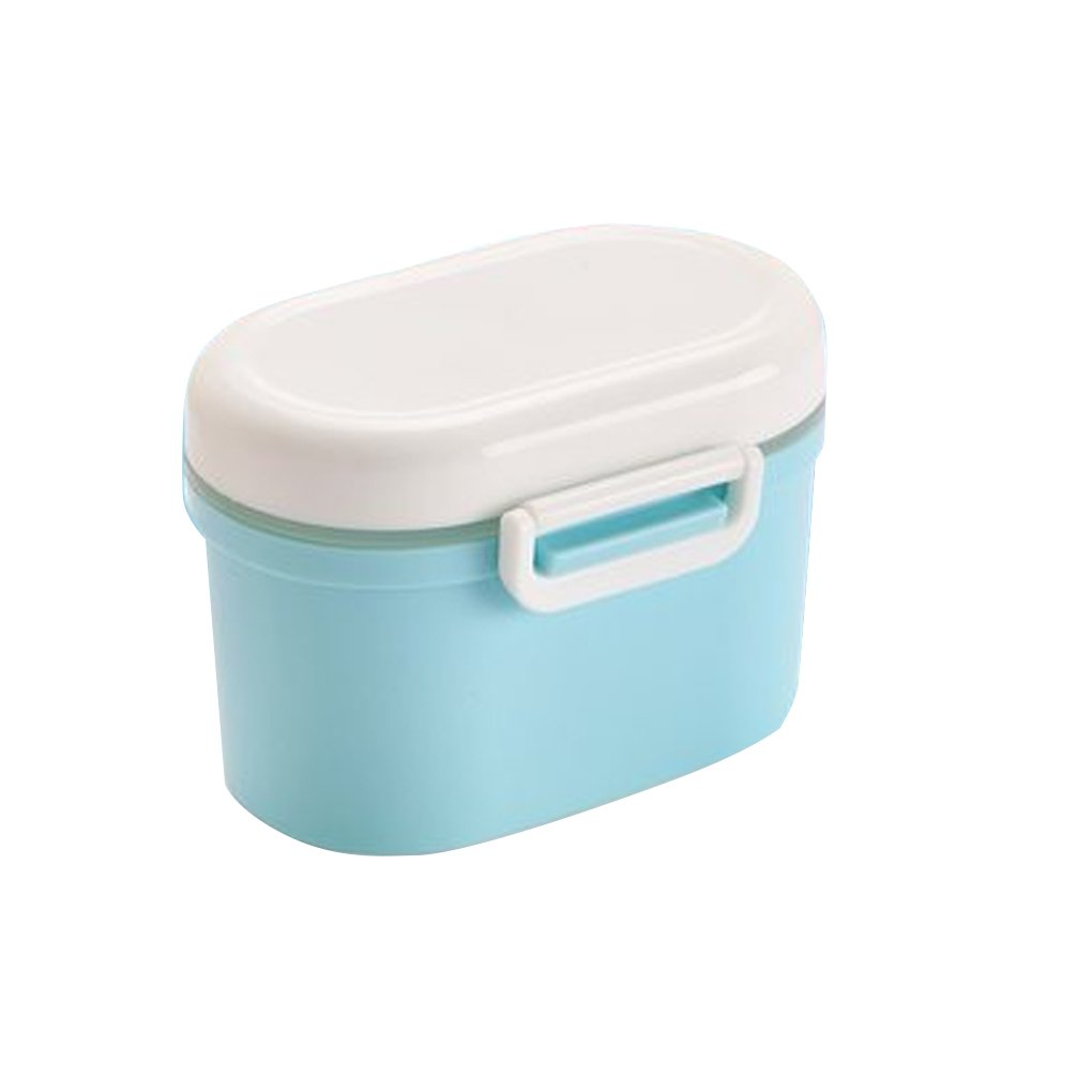 Fish Baby Milk Powder Container Portable Formula Food