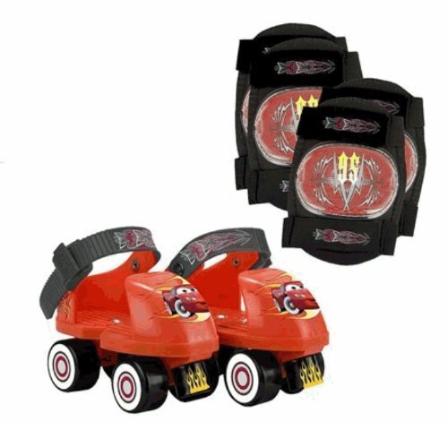- Disney Cars Junior Skate Combo