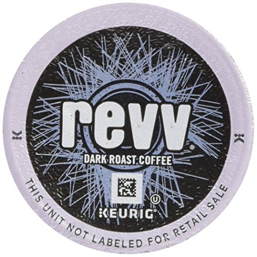 Green Mountain Dark Roast Coffee Revv, K-Cup Portion Pack for Keurig Brewers 22-Count