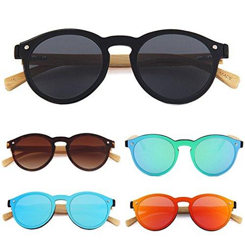 Lunettes Eyewear Soleil Lunettes pour Protection de Femmes Conduite de Brown UV de Lunettes Soleil Hommes Fansport de Soleil xXBxnP