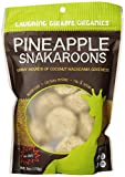 Laughing Giraffe Snakaroon, Pineapple Macadamia, 6 Ounce