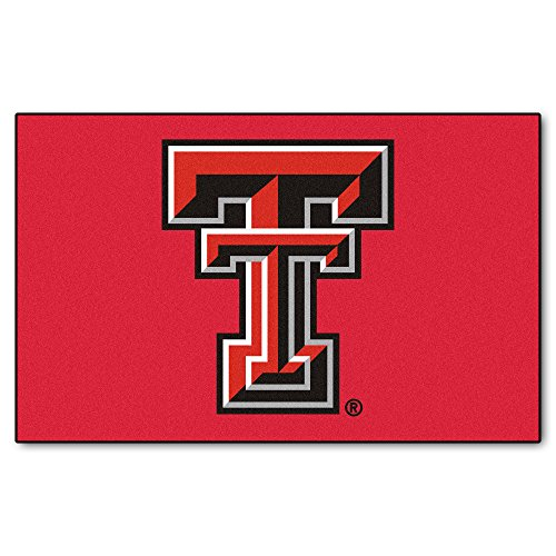 Texas Tech University Logo Area Rug (Tailgater) ()
