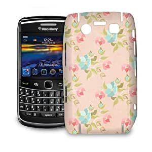Phone Case For BlackBerry Bold 9700 - Pastel Pink Flowers Protective Lightweight