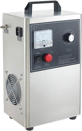 DYF Máquina de ozono, generador de ozono del hogar Esterilización ...