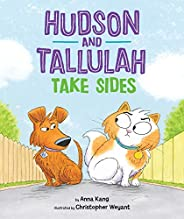 Hudson and Tallulah Take Sides
