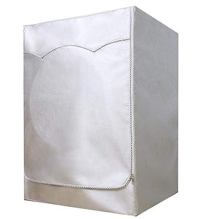Funda protectora impermeable para lavadora, paño de Oxford ...