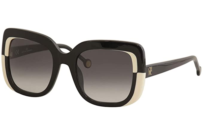 Carolina Herrera SHE786 SHINY BLACK (0700) - Gafas de sol ...