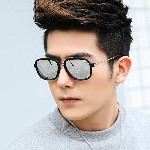 Sol HD YQQ Polarizados Y Anti Color Gafas Conducción De de Deporte Retro sol Reflejante Hombre 4 Gafas 5 Gafas Gafas De Vidrios De Mujer HzrxwqH6CS