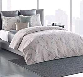 87617ffa21a Simply Vera Vera Wang 3-piece Floral Shadow Comforter Set King
