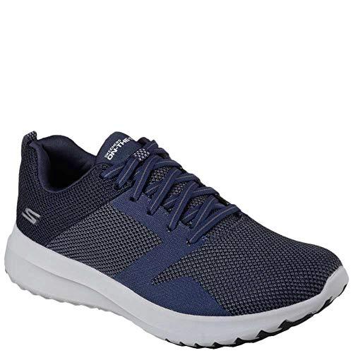 Skechers nvgy Zapatos 55330 Gris grey Hombre City Go On 0 4 navy The Azul rrFxp5wq