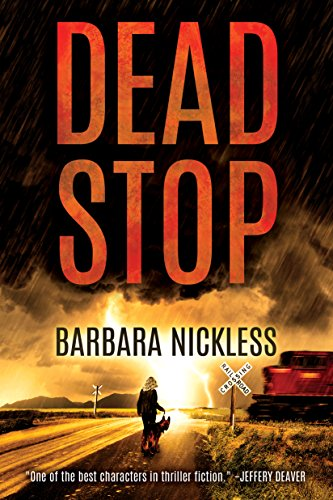 Dead Stop (Sydney Rose Parnell Series Book 2) by [Nickless, Barbara]