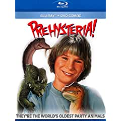 Full Moon's classic family film PREHYSTERIA comes to Blu-ray October 9th from MVD