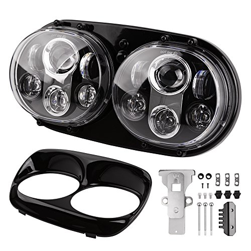 YITAMOTOR Projector Headlight Motorcycle Accessories