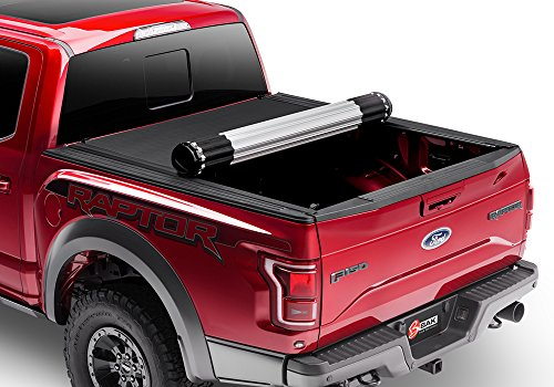 "BAK Revolver X4 Hard Rolling Truck Bed Tonneau Cover | 79329 | Fits 2015-20 Ford F150 5'6"" Bed"