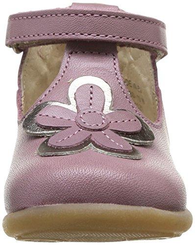 Chaussures premiers Louise pas fille Violet bébé 143 Mod8 15qzwaZa