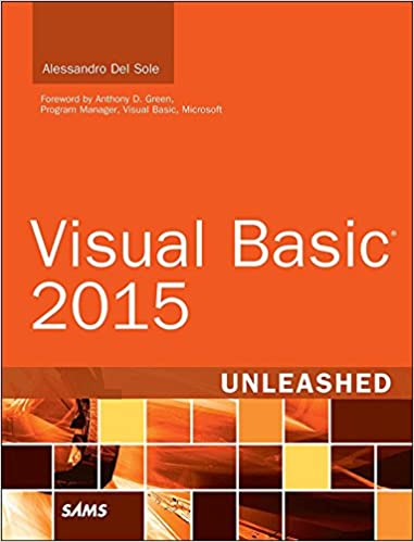 Amazon com: Visual Basic 2015 Unleashed eBook: Alessandro Del Sole