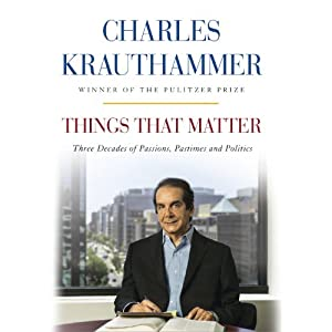 Things That Matter Audiobook