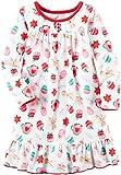 Carters Girls Fleece Gowns 377g139