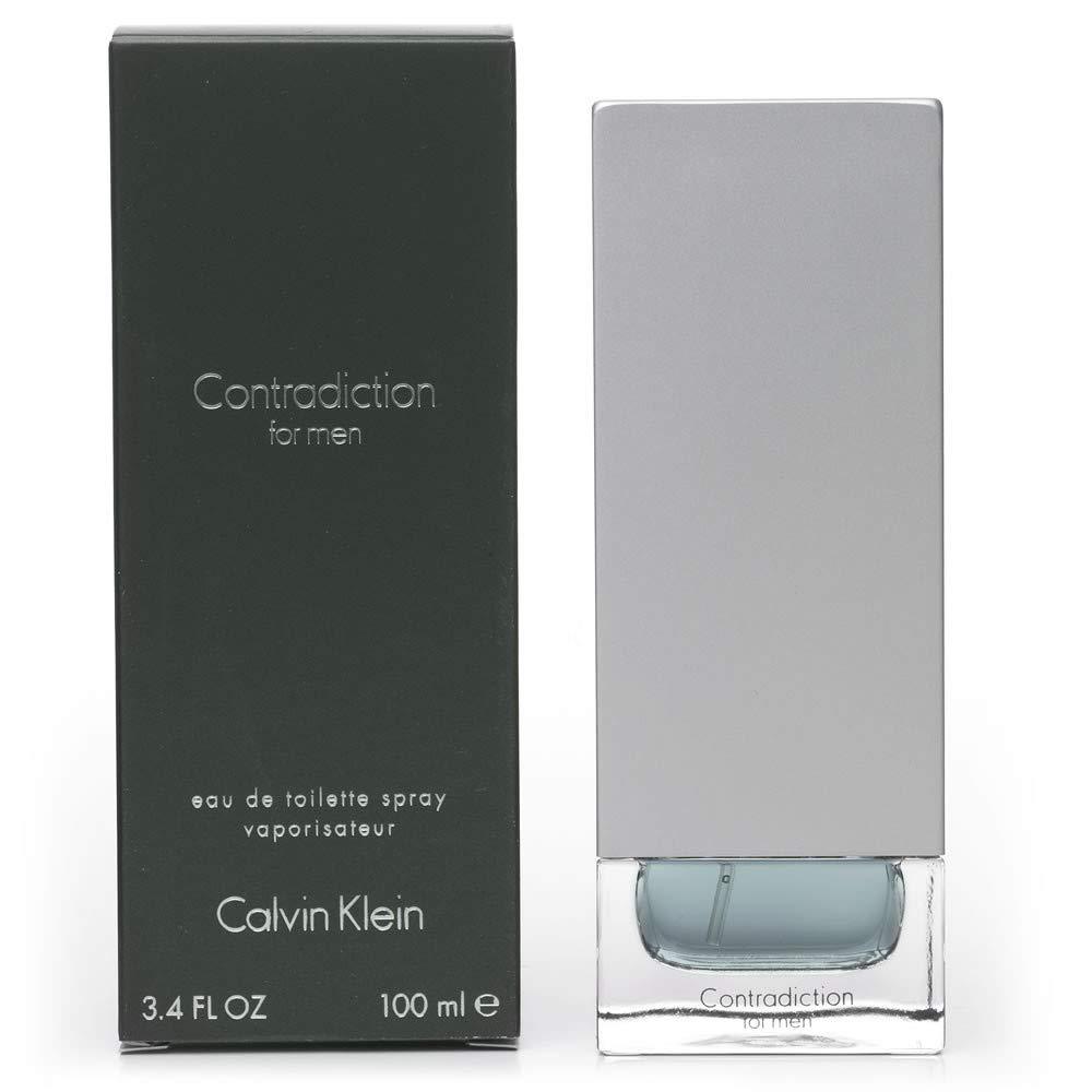 Toilette100 MlAmazon Klein Calvin Contradiction Eau For Men De qMVSUzpG
