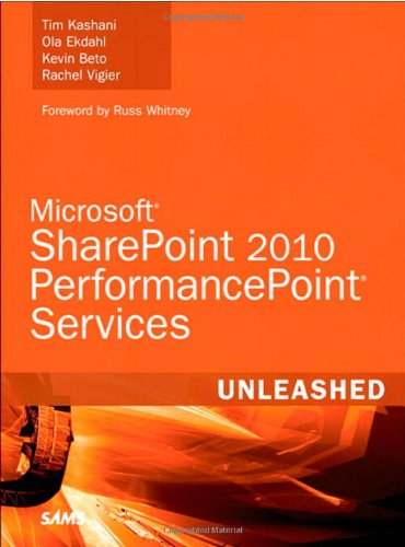 [PDF] Microsoft SharePoint 2010 PerformancePoint Services Unleashed Free Download | Publisher : Sams | Category : Computers & Internet | ISBN 10 : 0672330946 | ISBN 13 : 9780672330940