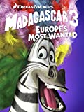 DVD : Madagascar 3: Europe's Most Wanted