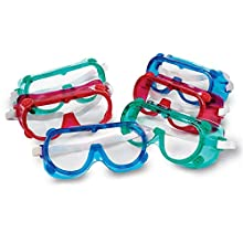Learning Resources Colored Safety Goggles