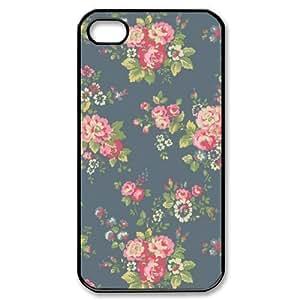 nazi diy CUI FLOWER CHA3071496 Phone Back Case Customized Art Print Design Hard Shell Protection Iphone 4,4S