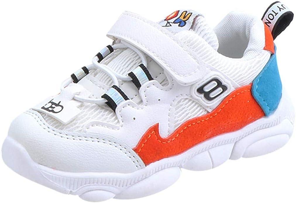 Plot_Home - Zapatillas de bebé para niños con Malla y Parche de Malla, Zapatillas de Ballet para niñas pequeñas, Color Blanco, Talla 22 EU: Amazon.es: Zapatos y complementos