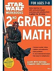 Star Wars Workbook: 2nd Grade Math