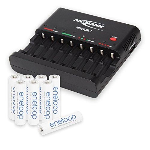Powerline Rechargeable Batteries Discharge function