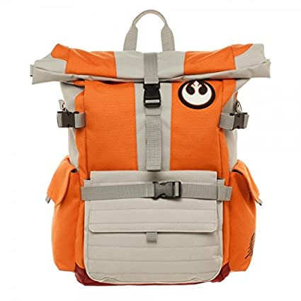 Star Wars Rebel Pilot Roll Top Backpack Standard