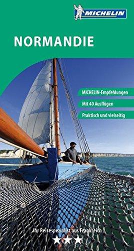 MICHELIN Der Grüne Reiseführer Normandie