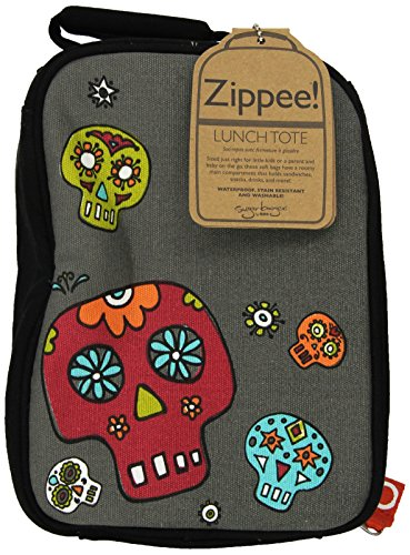 sugarbooger-zippee-lunch-tote-dia-de-los-muertos