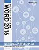 img - for Illustrated Microsoft Office 365 & Word 2016 for Medical Professionals, Loose-leaf Version book / textbook / text book