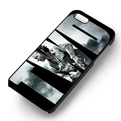 TWD Rick Grimes pour Coque Iphone 6 et Coque Iphone 6s Case (Noir Boîtier en plastique dur) H3N6GM