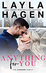 Anything For You (The Connor Family Book 1)