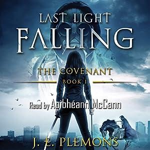 Last Light Falling Audiobook
