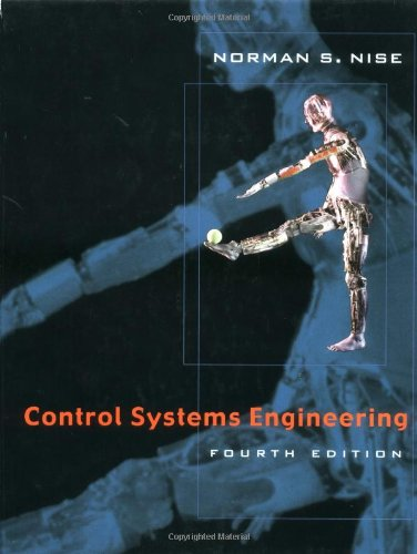 Control Systems Engineering, 4th Edition