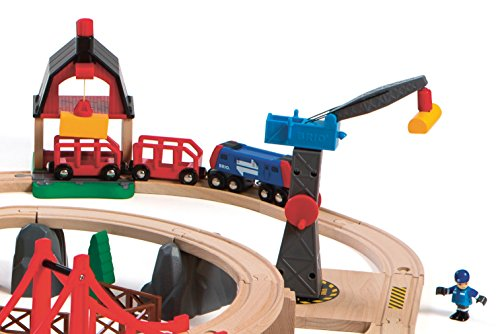 BRIO Railway World Deluxe Set by Brio (Image #4)