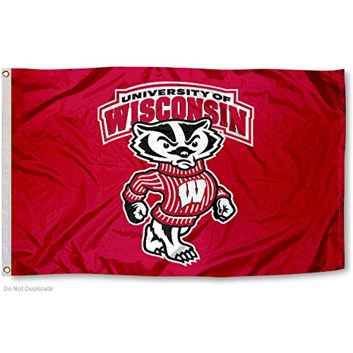 University Of Wisconsin Badgers - 8