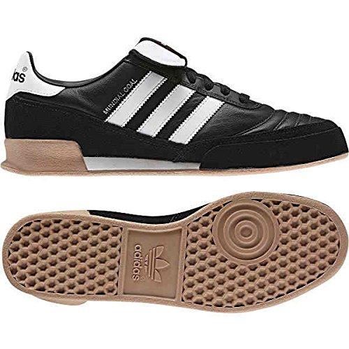 adidas (アディダス) ムンディアル ゴール 019310 1512 メンズ 紳士 B018TZ068I 24.5cm (019310)ブラック/ランニングホワ