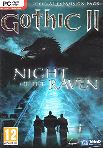 (Gothic II Night of the Raven (Windows DVD) Official Expansion Pack for Gothic II)